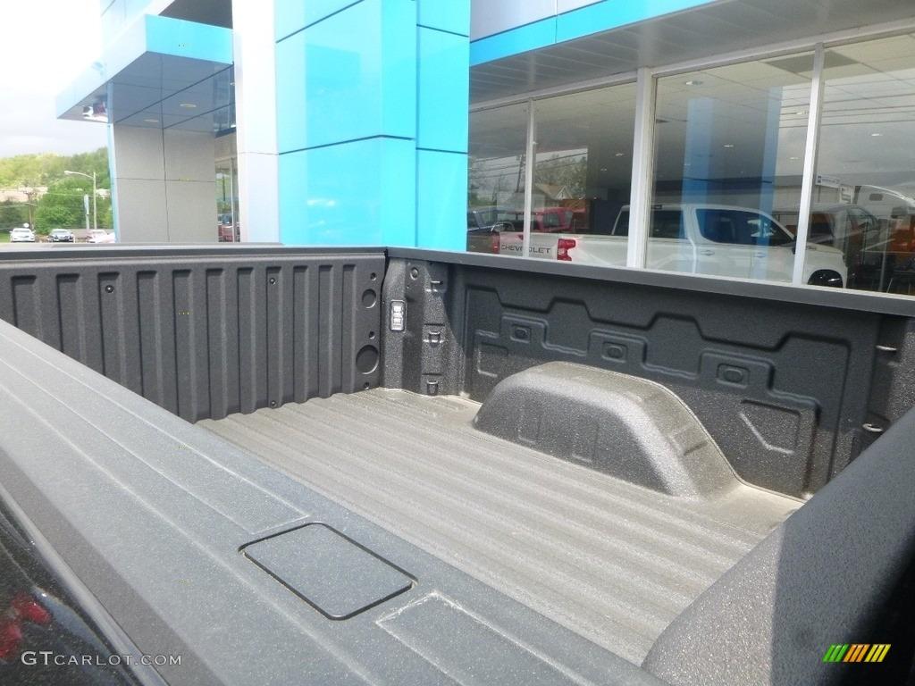 2019 Silverado 1500 LT Z71 Trail Boss Crew Cab 4WD - Black / Jet Black photo #11
