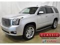 Quicksilver Metallic - Yukon SLT 4WD Photo No. 1