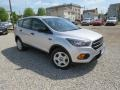 2018 Ingot Silver Ford Escape S  photo #5