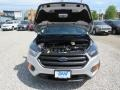 2018 Ingot Silver Ford Escape S  photo #7