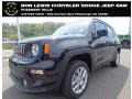 Black 2019 Jeep Renegade Latitude 4x4