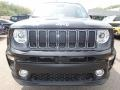 2019 Black Jeep Renegade Latitude 4x4  photo #9