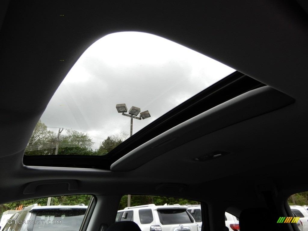2010 CR-V EX AWD - Alabaster Silver Metallic / Black photo #9
