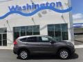 2016 Urban Titanium Metallic Honda CR-V EX AWD  photo #2