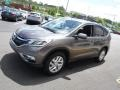2016 Urban Titanium Metallic Honda CR-V EX AWD  photo #6