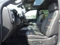 Front Seat of 2019 Sierra 1500 AT4 Crew Cab 4WD