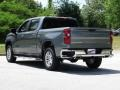 2019 Satin Steel Metallic Chevrolet Silverado 1500 LT Crew Cab 4WD  photo #6