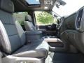 Jet Black Front Seat Photo for 2019 Chevrolet Silverado 1500 #133202781