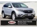 2016 Alabaster Silver Metallic Honda CR-V EX-L  photo #1