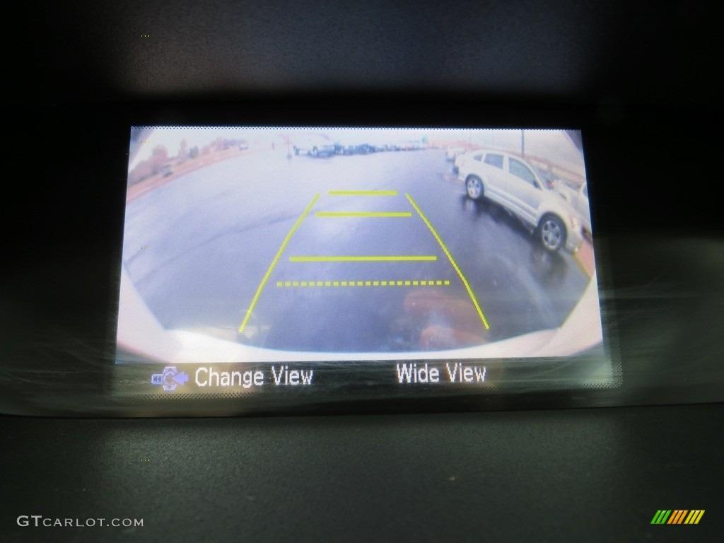 2013 CR-V EX-L AWD - White Diamond Pearl / Gray photo #3