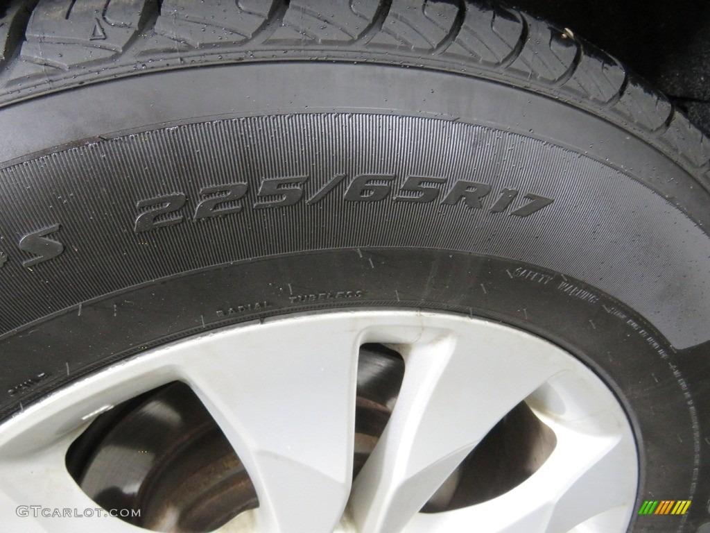 2013 CR-V EX-L AWD - White Diamond Pearl / Gray photo #4