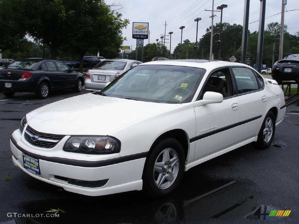 2003 white chevrolet impala ls 13292768. Cars Review. Best American Auto & Cars Review