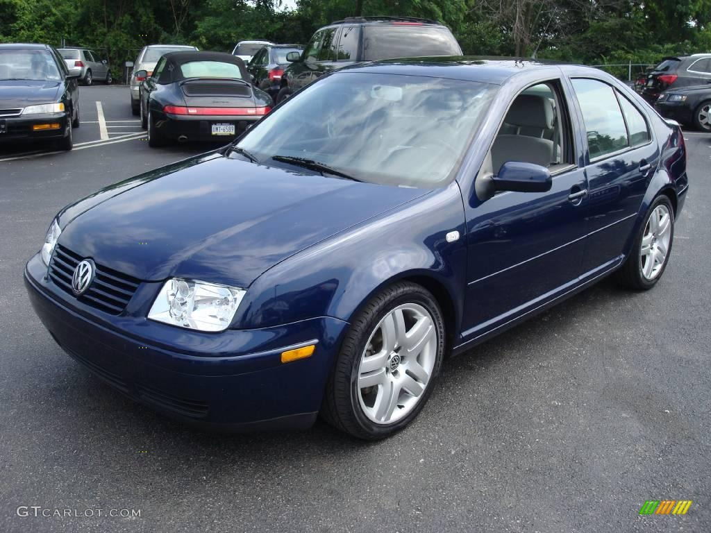 2001 galactic blue volkswagen jetta gls vr6 sedan 13293137 car color galleries. Black Bedroom Furniture Sets. Home Design Ideas