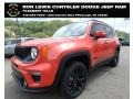 2019 Omaha Orange Jeep Renegade Altitude 4x4  photo #1