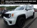 2019 Alpine White Jeep Renegade Altitude 4x4  photo #1