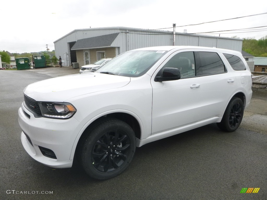 2019 White Knuckle Dodge Durango Gt Awd 133191216 Gtcarlot Com Car Color Galleries