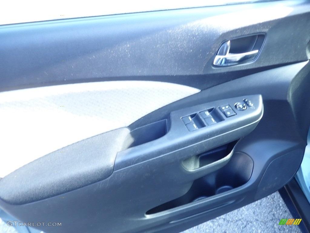2016 CR-V EX AWD - Mountain Air Metallic / Black photo #18