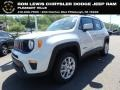 2019 Alpine White Jeep Renegade Latitude 4x4 #133225860