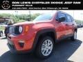 2019 Omaha Orange Jeep Renegade Sport 4x4 #133225859