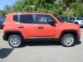 2019 Omaha Orange Jeep Renegade Sport 4x4  photo #7