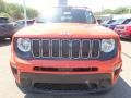 2019 Omaha Orange Jeep Renegade Sport 4x4  photo #9