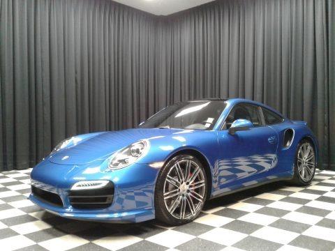 2016 Porsche 911 Turbo Coupe Data, Info and Specs