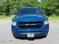 Blue Streak Pearl - 1500 Big Horn Quad Cab 4x4 Photo No. 3