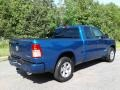 Blue Streak Pearl - 1500 Big Horn Quad Cab 4x4 Photo No. 6