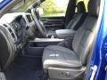 Blue Streak Pearl - 1500 Big Horn Quad Cab 4x4 Photo No. 10