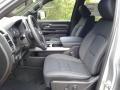 Billett Silver Metallic - 1500 Big Horn Quad Cab 4x4 Photo No. 10