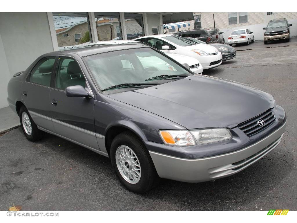 1997 blue dusk pearl toyota camry le 13313164 photo 15