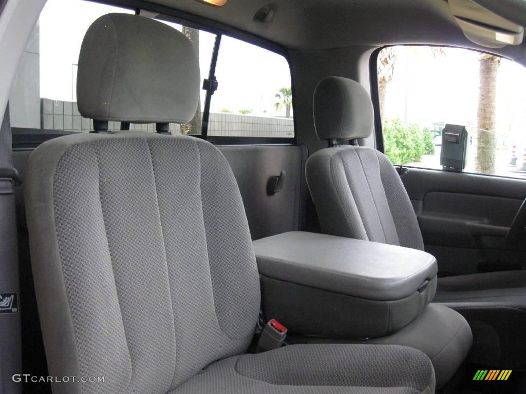 2005 Ram 1500 SLT Regular Cab 4x4 - Light Almond Pearl / Taupe photo #13