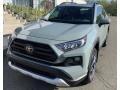 Lunar Rock 2019 Toyota RAV4 Adventure AWD