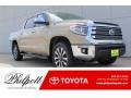 2019 Quicksand Toyota Tundra Limited CrewMax 4x4  photo #1