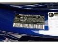 2019 AMG GT 53 Brilliant Blue Metallic Color Code 896