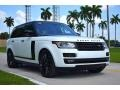 2017 Fuji White Land Rover Range Rover Supercharged  photo #1
