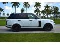 2017 Fuji White Land Rover Range Rover Supercharged  photo #3