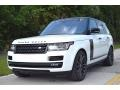 2017 Fuji White Land Rover Range Rover Supercharged  photo #13