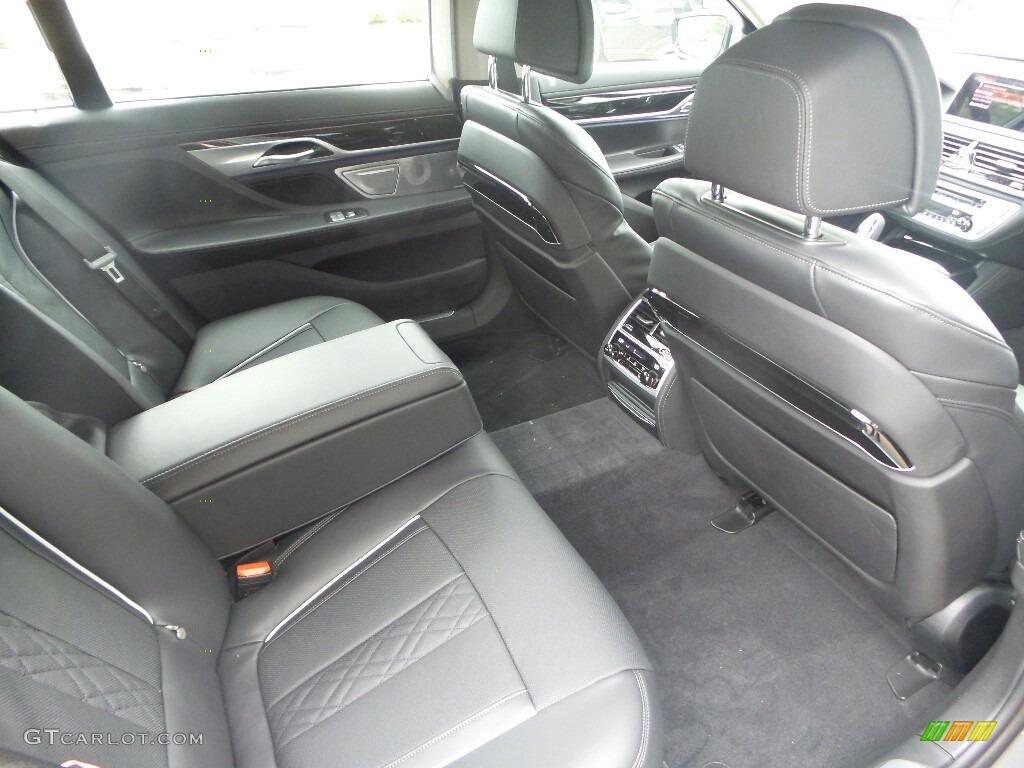 2020 Bmw 7 Series 750i Xdrive Sedan Rear Seat Photo 133274671 Gtcarlot Com