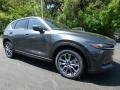 Front 3/4 View of 2019 CX-5 Signature AWD