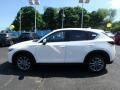 Snowflake White Pearl Mica - CX-5 Grand Touring AWD Photo No. 3