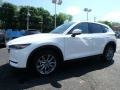 Snowflake White Pearl Mica - CX-5 Grand Touring AWD Photo No. 4