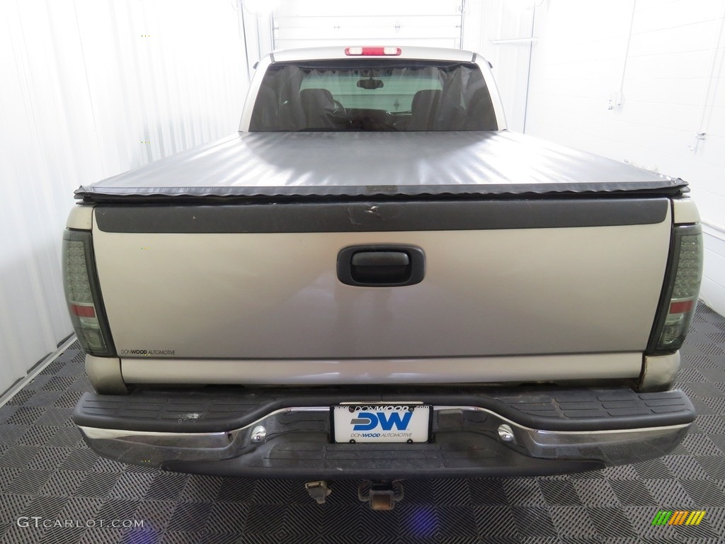 2002 Silverado 1500 LT Extended Cab 4x4 - Medium Charcoal Gray Metallic / Graphite Gray photo #11
