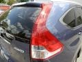 2014 Twilight Blue Metallic Honda CR-V EX-L AWD  photo #15