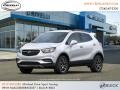 Summit White 2019 Buick Encore Sport Touring AWD