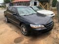 Flamenco Black Pearl 1998 Honda Accord LX Sedan