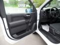 2019 Summit White Chevrolet Silverado 1500 WT Regular Cab 4WD  photo #12