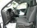 Jet Black Interior Photo for 2019 Chevrolet Silverado 1500 #133301670