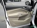 2019 White Platinum Ford Escape Titanium 4WD  photo #24