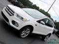2019 White Platinum Ford Escape Titanium 4WD  photo #28